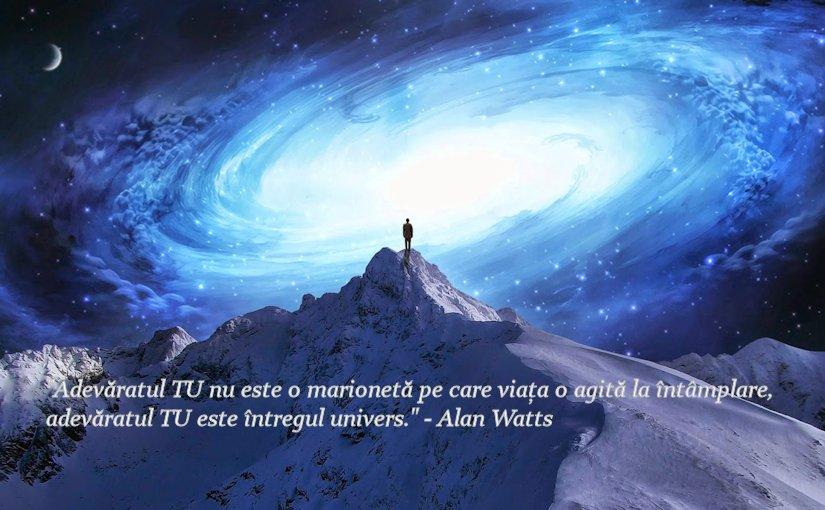 Adevăratul TU – Alan Watts