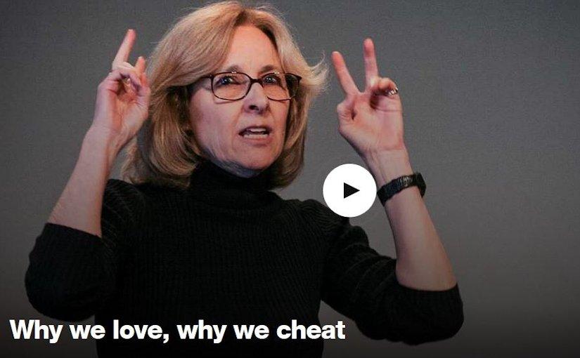 """Helen Fisher: """"De ce iubim, de ce înșelăm"""""""